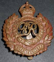 Royal Engineers Regimental Badge