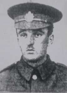 Pte William Goodwin (Buxton Advertiser)