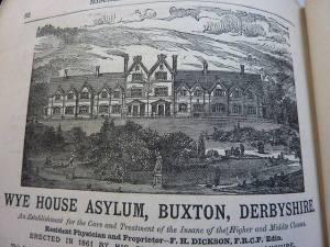 Wye House Asylum
