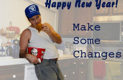 Another new year! Another new years resolution...
