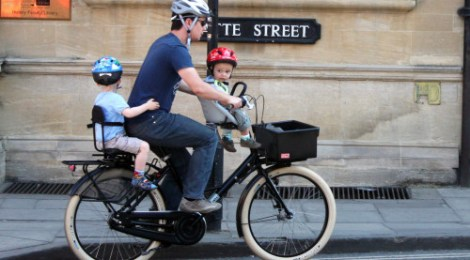 Is cycling safe, or isn't it?