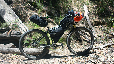 Have bike, will travel - part 1