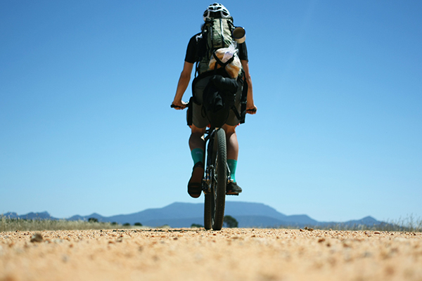 Have bike, will travel - part 2