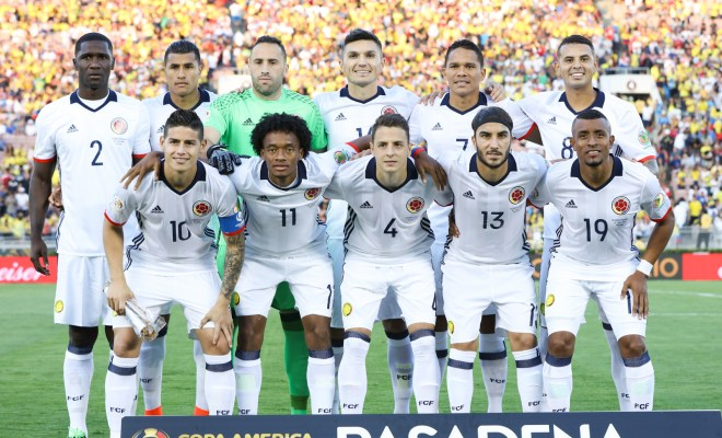 Copa America: Colombia takes commanding lead of Group A