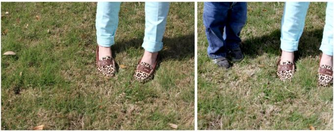 Leopard Sperry Shoes