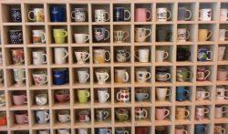 Decent House Warming Members Garing House Warming Members Garing Stove Network Coffee Mug Collection Shelf Coffee Mug Collectors