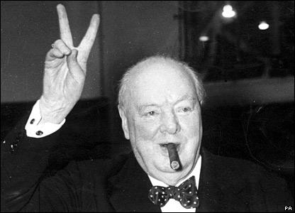 Winston Churchill, Photo Credit: www.speechbuddy.com