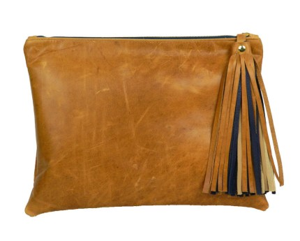 K.SladeMade, Lux Pouch, $130