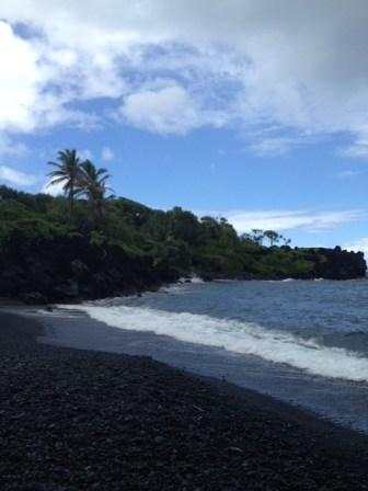 Maui, HI, Black Beach, Road to Hana