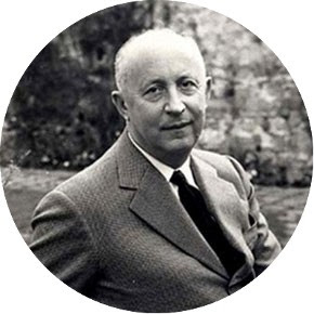 French Fashion Designer Christian Dior