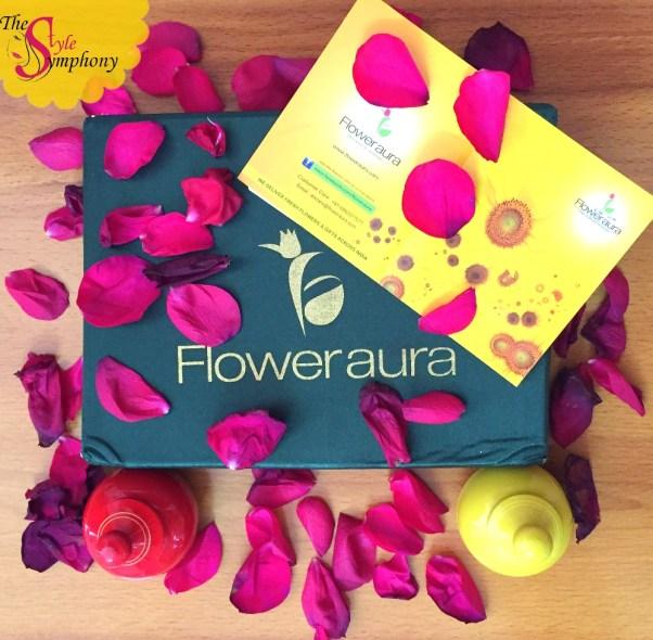 Raksha Bandhan Flower Aura
