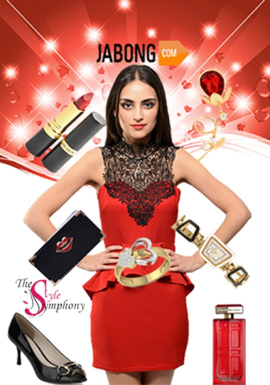 Jabong Look of Love Valentine's Day