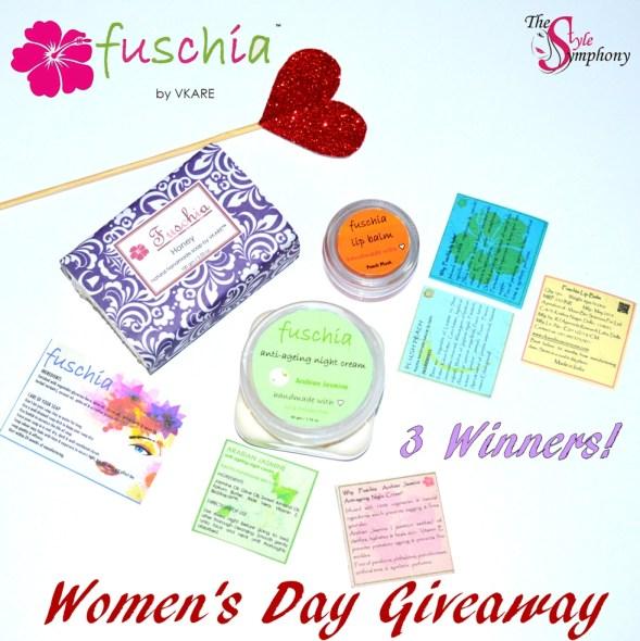 fushcia by vkare contest