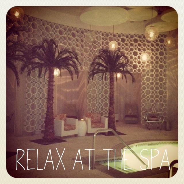 Riviera Spa Palm Springs