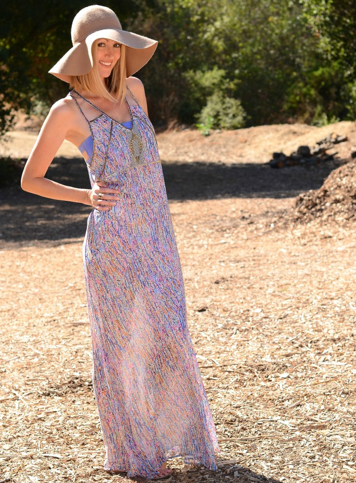 L. Mae Boutique Maxi Dress