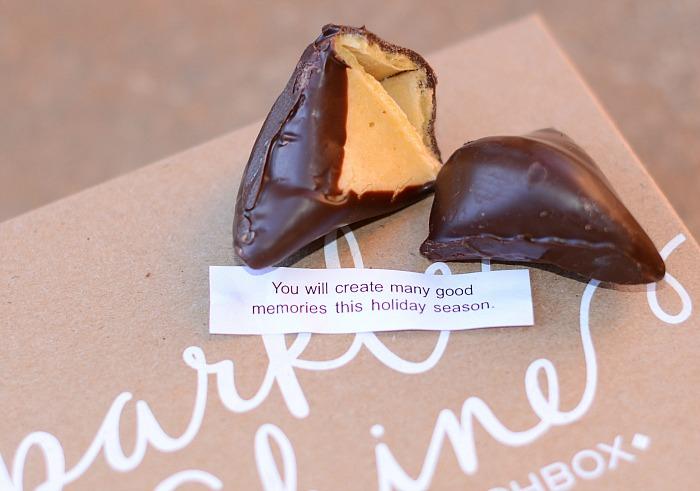 Birchbox Fortune Cookie