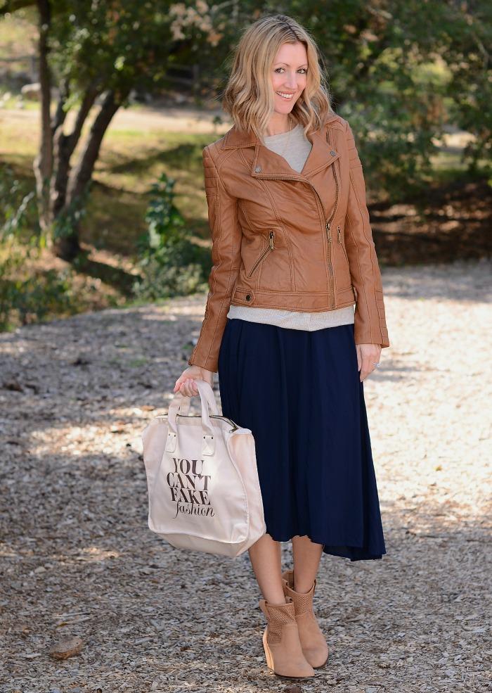 You Can't Fake Fashion Bag