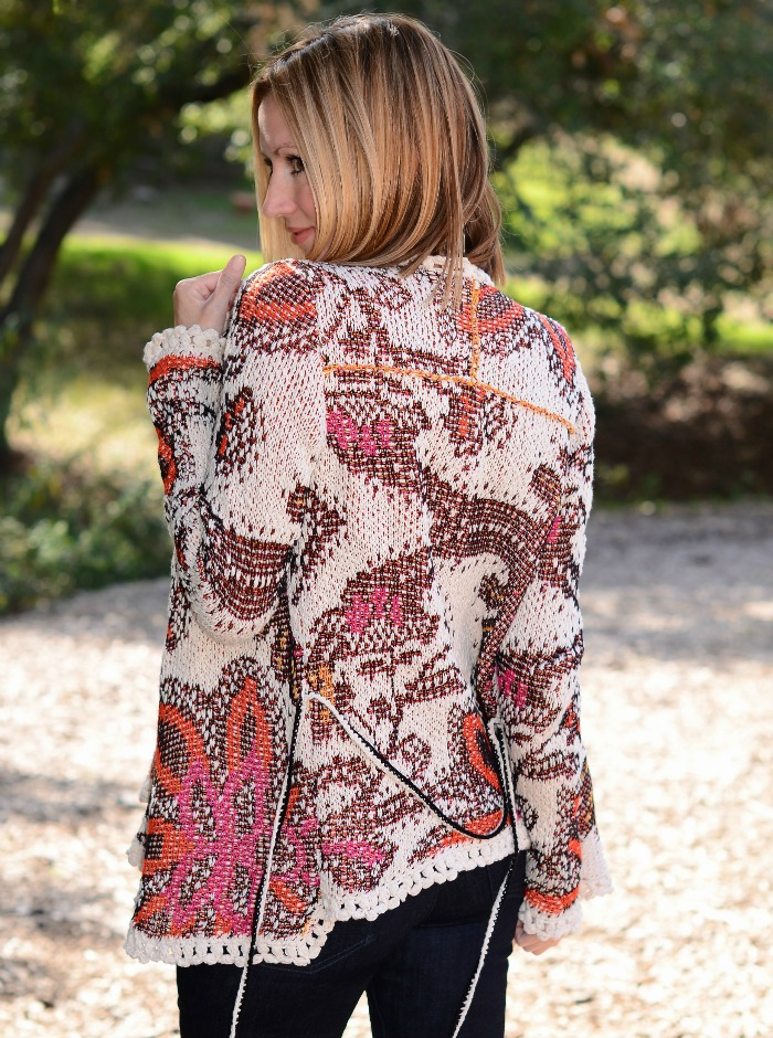 Anthropologie Pleidas Cardigan