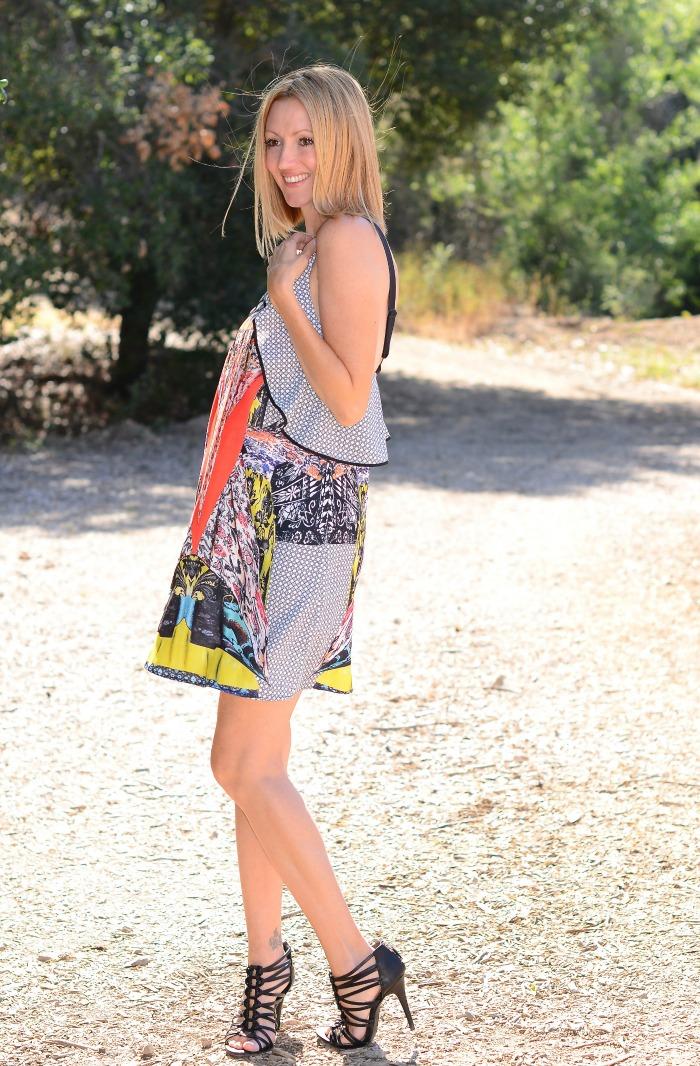 clover canyon mamacita dress