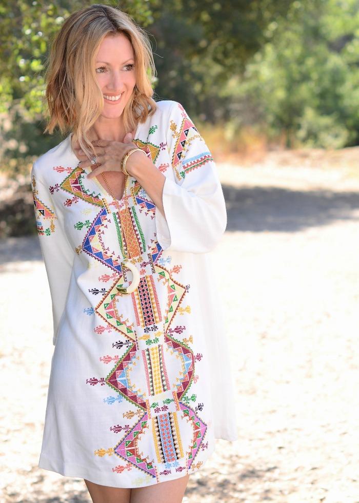 Kate Moss for Topshop Kaftan