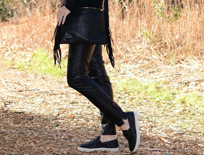 Faux Leather Everything
