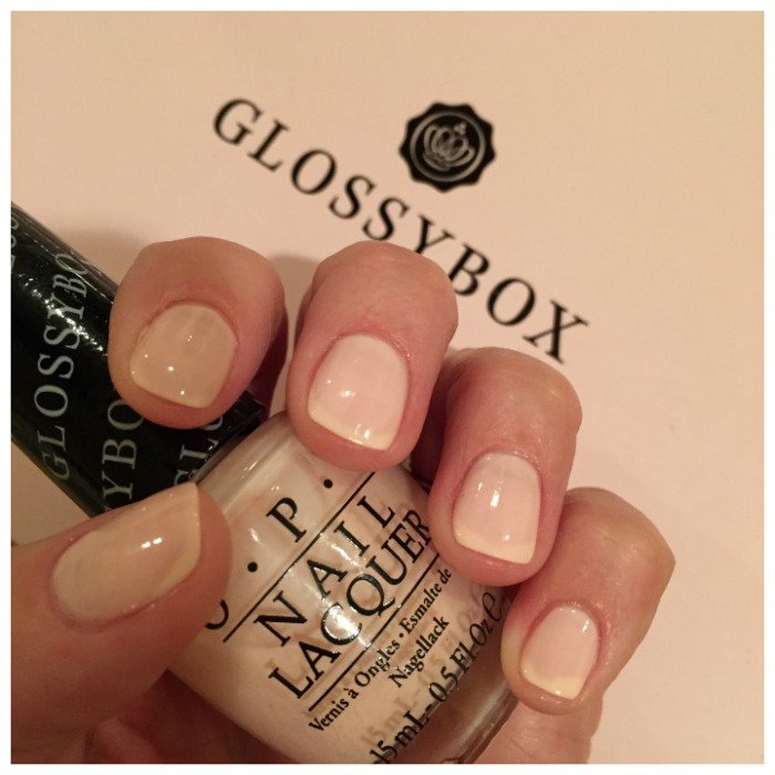 Pink Outside the Glossybox