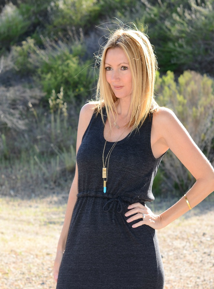 Teressa Lane Coordinates Necklace