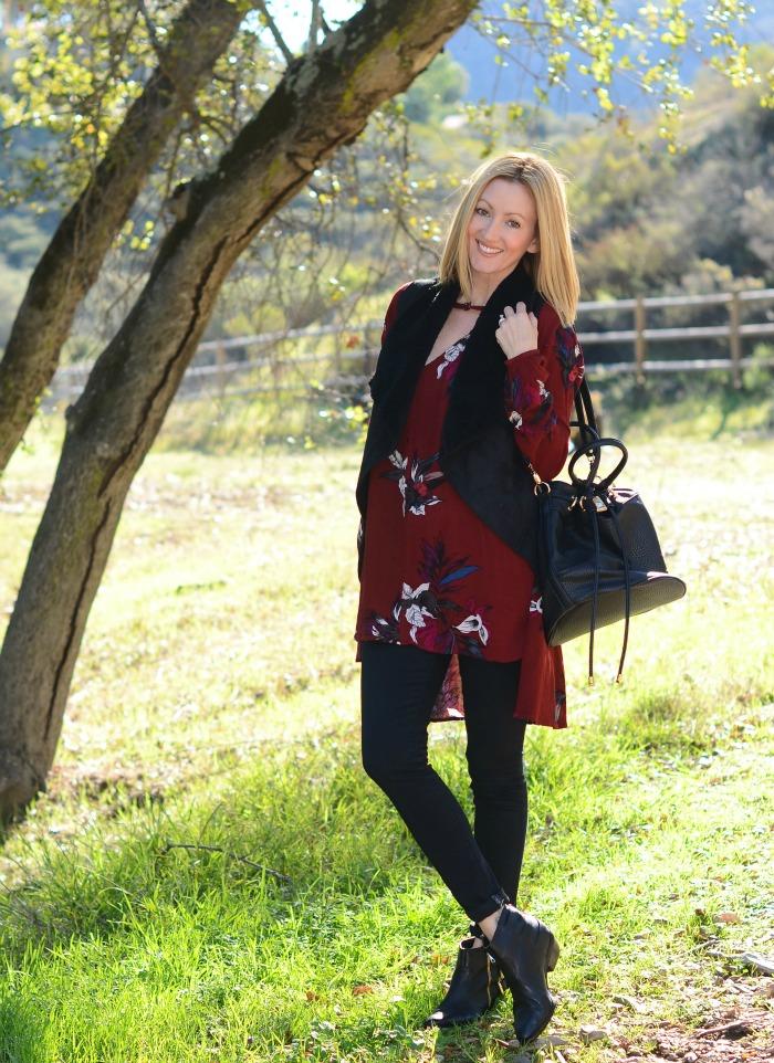 6 Ways to Wear Winter Jeans