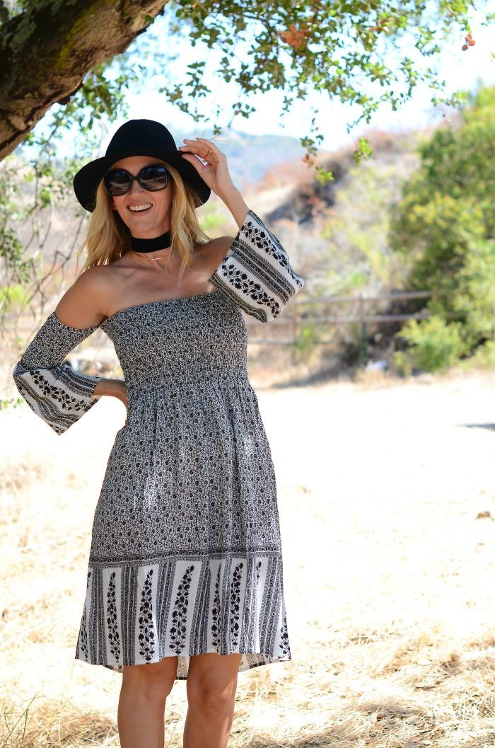 Swirl Boutique Dress