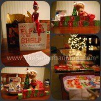 Elf On The Shelf Return Welcome Breakfast