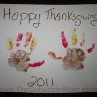 4 Kid-Friendly Thanksgiving Crafts
