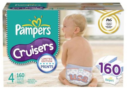 Pampers Team USA
