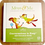 Hallmark Mother's Day Gift Ideas To Preserve Family Memories ~ Giveaway