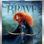 Disney & Pixar's Brave on Blu-Ray, DVD & 3D + Activity Sheets