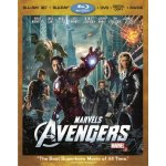 Great Deal On The Avengers 4-Disc Blu-ray + DVD