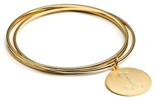 GAA Danielle Stevens monogram jewelry