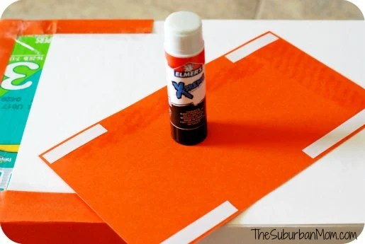 Making Elmer's Glue Crew Box