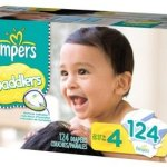 Pampers Swaddlers Now Available In Sizes 4/5 ~ Giveaway