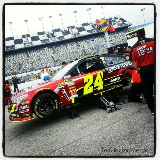 NASCAR Jeff Gordon