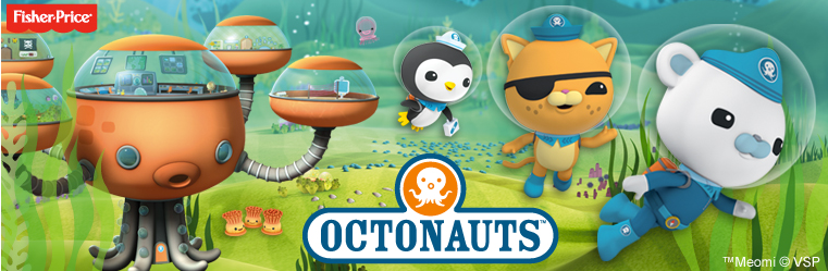 Octonauts Fisher Price Toys