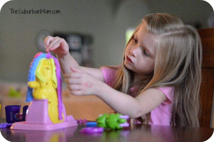 Play-Doh Disney Princess Rapunzel Hair Designs Set 2