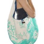 Woo Sand Sea Beach Bag Hobo