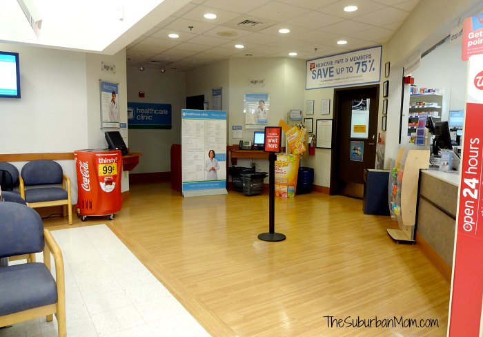 Walgreens Healthcare Walk-in Clinic #healthcareclinic #shop