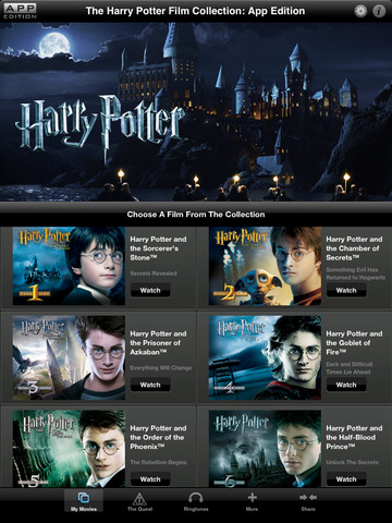 harry-potter-itunes-movie-collection