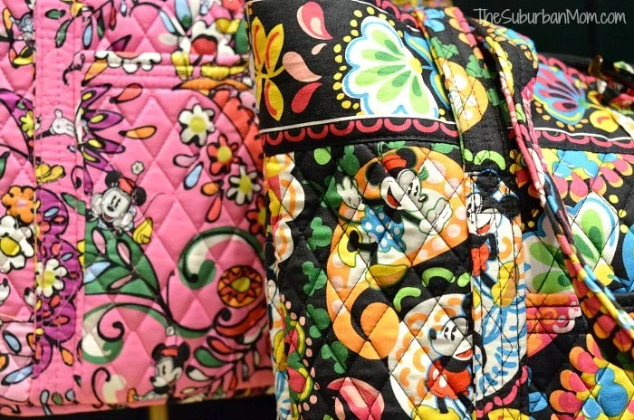 Disney Vera Bradley Just Mousing Around & Midnight with Mickey