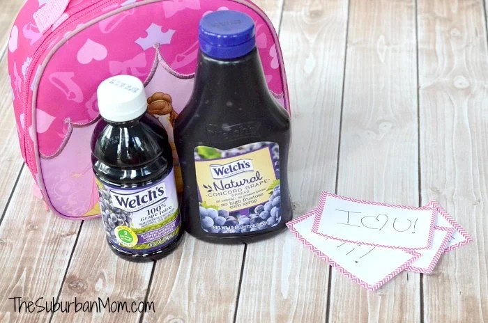 Welch's Grape Juice Natural Jelly