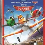 Disney Planes Blu-Ray DVD