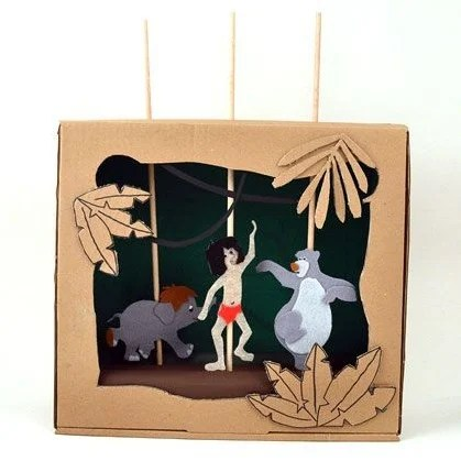 Jungle Book craft