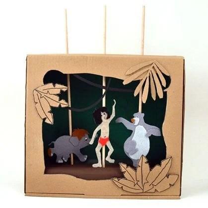 Jungle Book craft