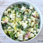 Kale & Apple Potato Salad